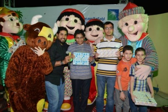 أرامكو والجمعية السعودية للتوحد ترسمان الابتسامة على وجوه (150) طفل في جدة