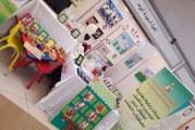 مشاركة الجمعية بركن تعريفي بمركز (السلام مول) بمحافظة جدة