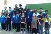 مشاركة مركز الأمير ناصر بن عبدالعزيز للتوحد ببطولة الاولمبياد الخاص